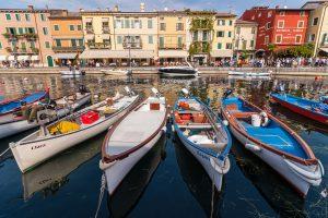 Bardolino boats